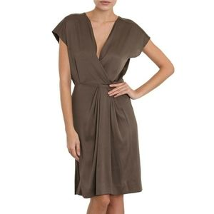 DVF Diane von Furstenberg Brown Dress 4